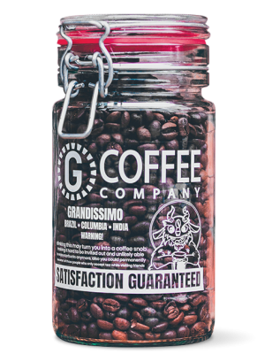 kawa zero waste w opakowaniu zwrotnym